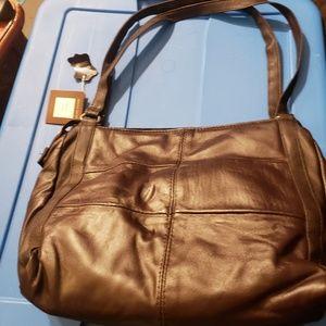 GAL Leather Handbag
